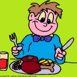 chlopczyk-je-obiad