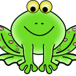 pixabella_Green_Valentine_Frog_with_pink_hearts